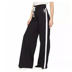 Juicy Couture Womens Fleece Wide Leg Pants